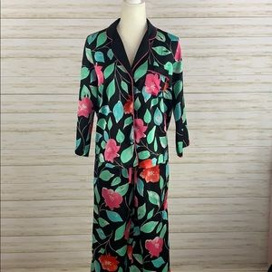 Adorable Kate Spade Satin Lounging Pajamas